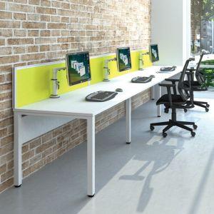 Pure Single Run Bench Desks