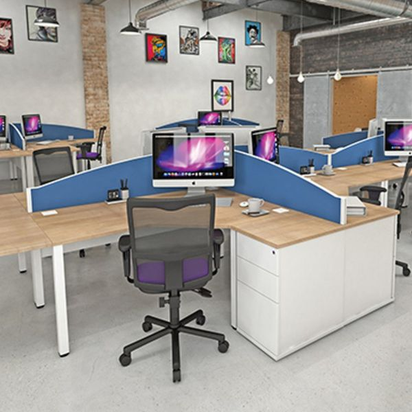 PSPW16-6 Pure radial desk
