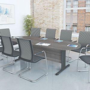 imperial boardroom table qudos legs