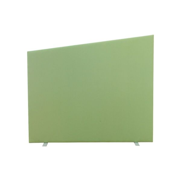 Designer 1300mm High Floor Screen Freestanding