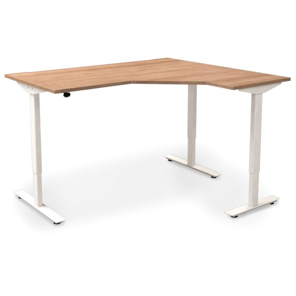 New Radial Desk Freedom Lite Sit/Stand