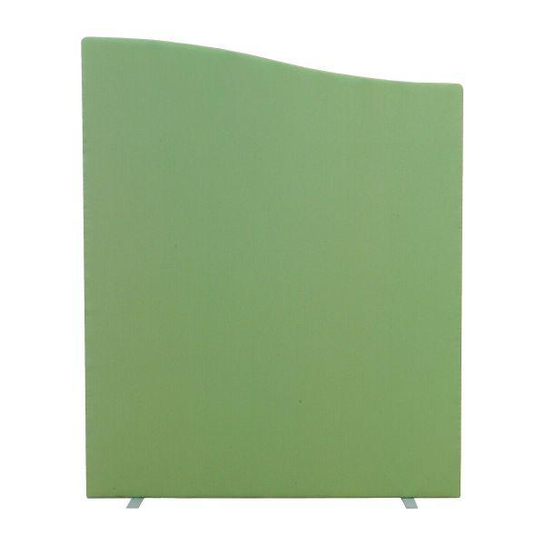 Contemporary Freestanding Floor Screen 1800mm High