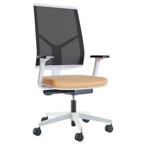Office Stratus White Chair