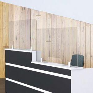 COVID-19 Acrylic Freestanding Screens
