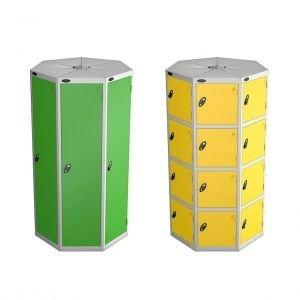 Probe New Locker Pods 7 Segments