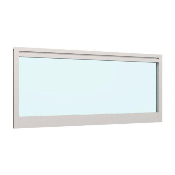 Single Tool Rail Acrylic Desktop Screens
