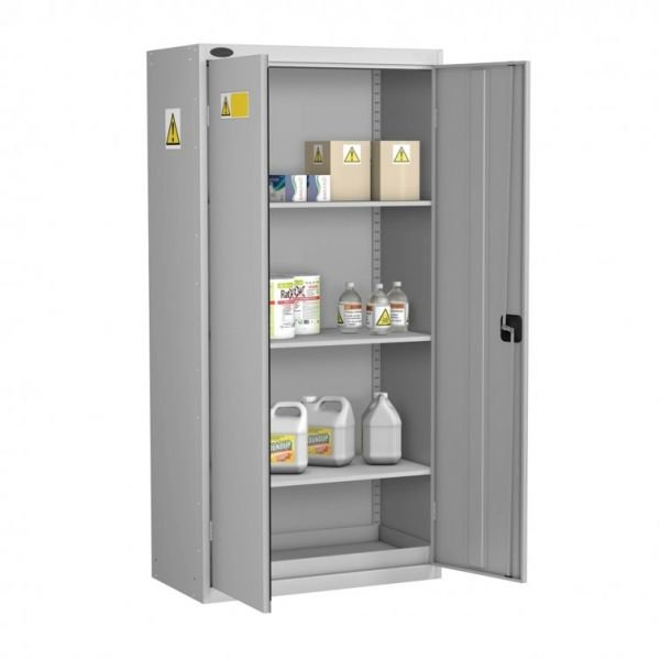 COSHH Cabinet Strong Robust Construction