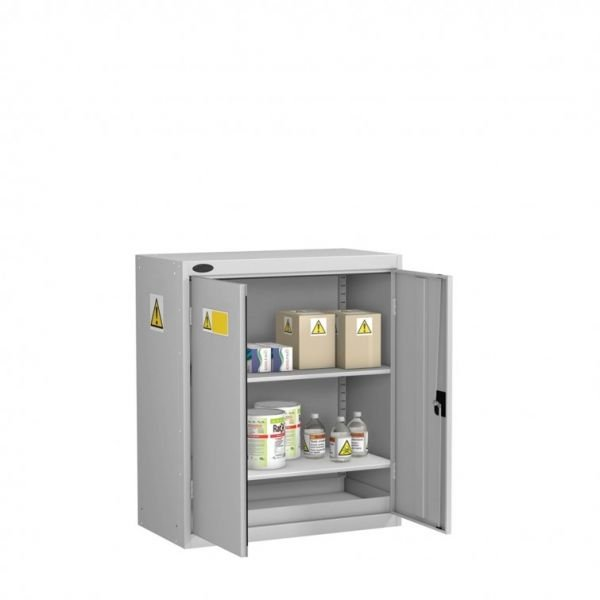 Strong Robust COSHH Cabinet