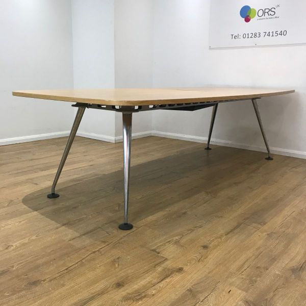 Recycled Boatshaped Table 2600mm Vitra