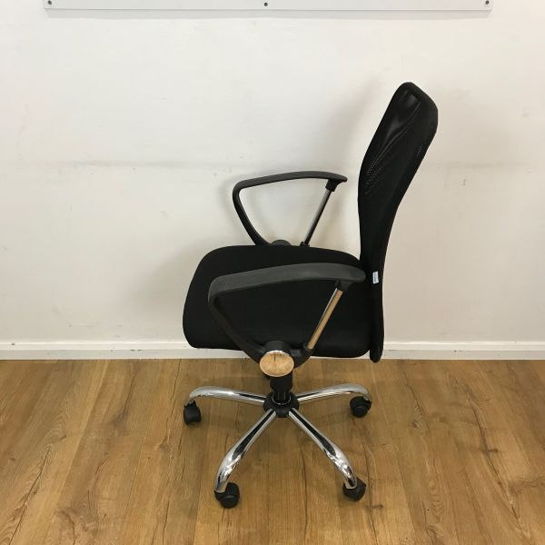 second hand mesh chair