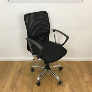 used black chair
