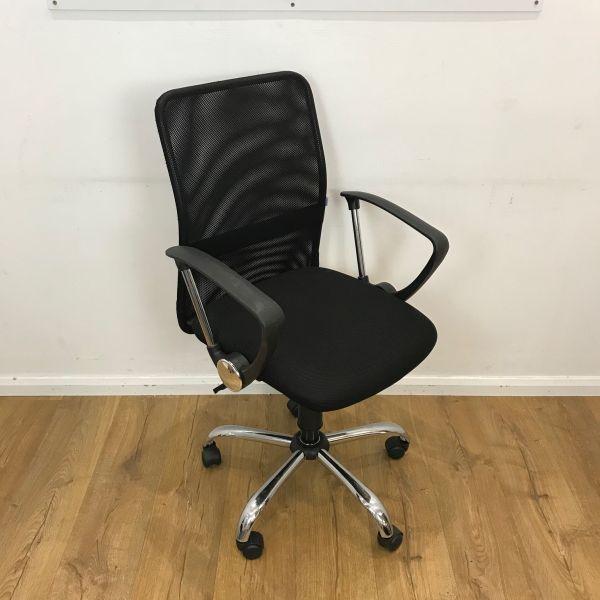 used black chair
