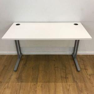 used white desk
