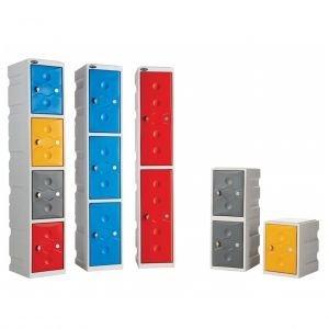 Ultrabox Waterproof Plastic Lockers
