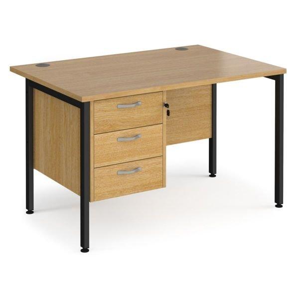 Maestro Fixed Ped Desk