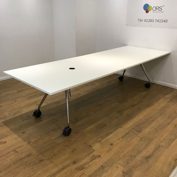 second hand boardroom table