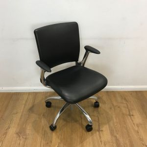 verco leather chair