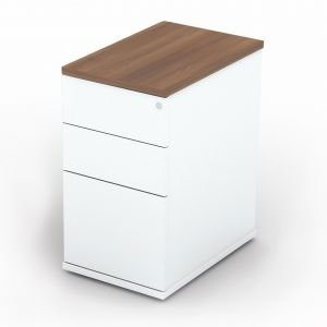 Pure Desk High Pedestal