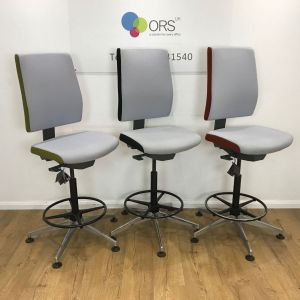 senator freeflex used draughtsman chair