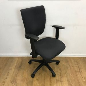 Used Black Operator Task Chairs