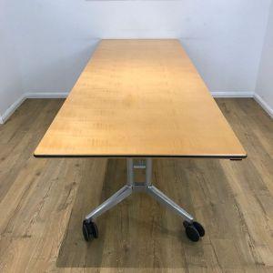 beech veneer used table