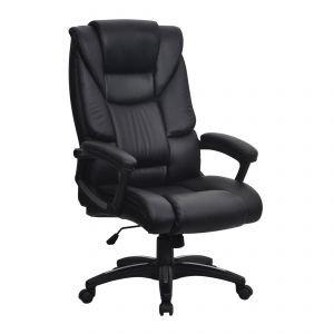 Titan Leather Operator Chair
