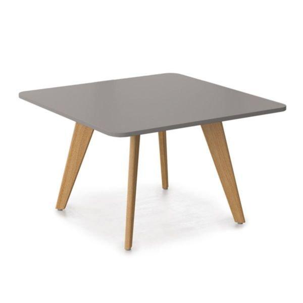 radiused square table