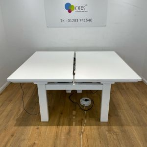 height adjustable bench desk