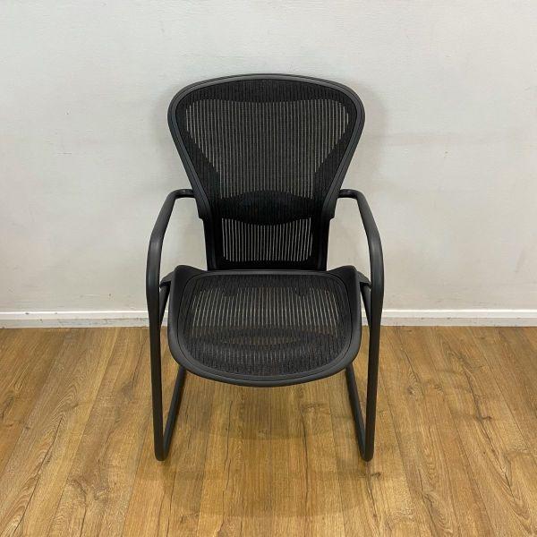 aeron meeting chair used