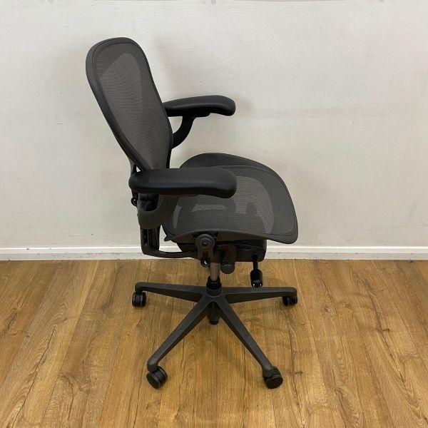 Used Herman Miller Carbon Chair