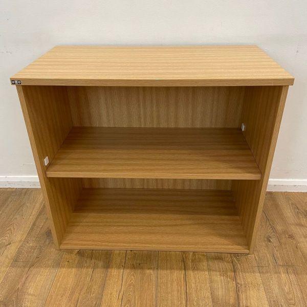 EFG oak bookcase