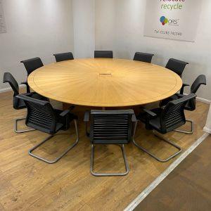 Hyform veneer table