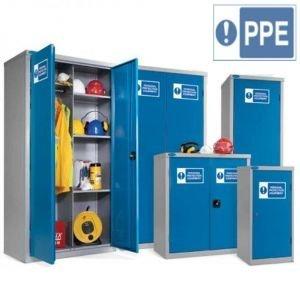 Probe PPE Steel Cupboard