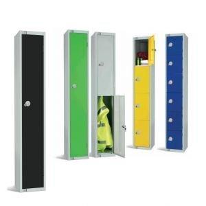 elite compartment lockers