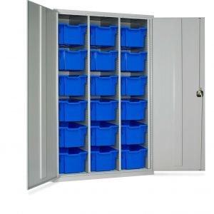 High Capacity Storage Cupboards
