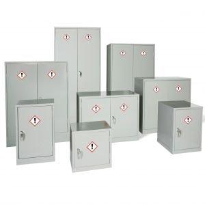 Hazardous coshh cabinets